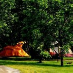 Low Water Bridge Campground - Bentonville, VA - RV Parks