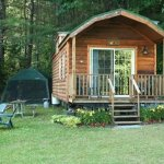 Rustic Barn Campground - Corinth, NY - RV Parks