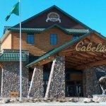 Cabelas - La Vista, NE - Free Camping