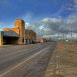 Lordsburg Welcome Center & Rest Area - Lordsburg, NM - Free Camping