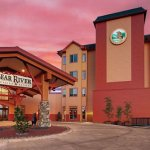 Bear River Casino - Fortuna, CA - Free Camping