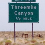 Threemile Canyon-Quesnel Park - Boardman, OR - Free Camping