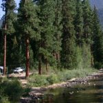 Indian Camp Campground - Cle Elum, WA - Free Camping