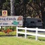 Frog Creek RV Resort & campground - Palmetto, FL - RV Parks