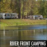 RIVER VIEW CAMPGROUND & CANOE LIVERY - Sterling, MI - RV Parks