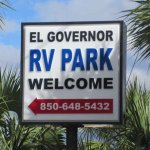 El Governor Campgrounds - Mexico Beach, FL - RV Parks