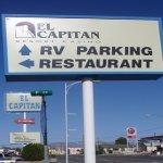 El Capitan Lodge & Casino - Hawthorne, NV - Free Camping