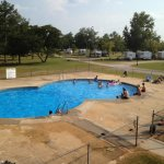Peach Queen Campground - Jemison, AL - RV Parks