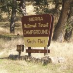 Kirch Flat Campground - Tollhouse, CA - Free Camping