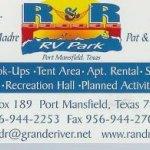 R & R RV Park - Port Mansfield, TX - RV Parks
