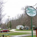 Revelles River Resort - Bowden, WV - RV Parks