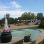Heartland Woods Family  Resort - Stockbridge, MI - RV Parks