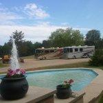 Heartland Woods Family  Resort - Stockbridge, MI - RV Parks