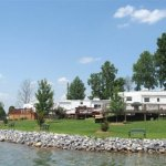 Mitchell's Point Marina & RV Park - Huddleston, VA - RV Parks