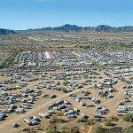 Hi Jolly - Quartzsite, AZ - Free Camping