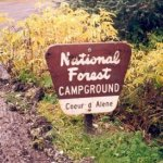 Coeur D'Alene Campground - Hope, AK - Free Camping