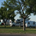 Whistle Stop RV & Antiques - Colby, KS - RV Parks