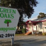Green Oaks Campground - Holden Beach, NC - RV Parks