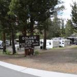 Golden Pine RV Park - June Lake, CA - RV Parks