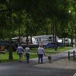 Walnut Ridge Campground - New Castle, IN - RV Parks