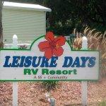 Leisure Days RV Resort - Zephyrhills, FL - RV Parks