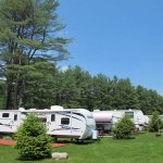 Country Aire Campground - Shelburne Falls, MA - RV Parks
