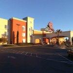 Robinson Rancheria Casino - Nice, CA - Free Camping