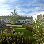 Summerland Leisure Park  - Lacombe, AB - RV Parks