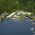Sunup Bay Resort & Marina - Worley, ID - RV Parks