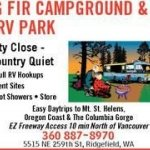 Big Fir Campground & Rv Park - Ridgefield, WA - RV Parks