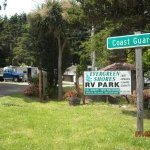 Evergreen Shores R V Park - Port Orford, OR - RV Parks