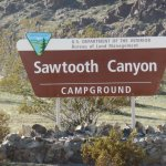 Sawtooth Canyon BLM - Lucerne Valley, CA - Free Camping
