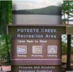 Poteete Creek Campground - Blairsville, GA - County / City Parks