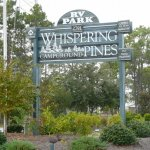 Whispering Pines Campground - Newport, NC - Encore Resorts