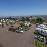 Shoreline RV Campground - Crescent City, CA - County / City Parks