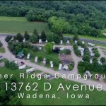 Deer Ridge Campground - Wadena, IA - RV Parks