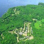 Woodsong RV  Resort - Ogilvie, MN - RV Parks