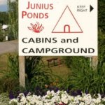 Junius Ponds Cabins & Campground - Phelps, NY - RV Parks