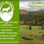 Lost Burro Campground - Cripple Creek, CO - RV Parks