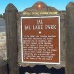 Jal Lake Park - Jal, NM - Free Camping