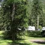 Park At The River - Joseph, OR - RV Parks