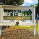 Whispering Pines Campground and RV  - Rincon, GA - RV Parks