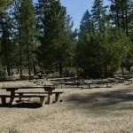 Gravel Flat Campground - Lakeshore, CA - Free Camping