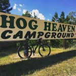 Hog Heaven Campground - Sturgis, SD - RV Parks