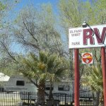 El Paso West RV Park - Anthony, NM - RV Parks