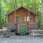 Frontier Town Campground - Cabin Rental
