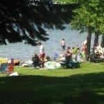 Cedar Lake Memorial Park - Burtrum, MN - County / City Parks