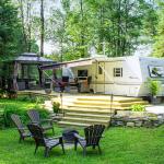 Camping la Mine de Cuivre - Eastman, QC - RV Parks