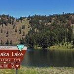 Chopaka Lake Recreation Site - Loomis, WA - Free Camping