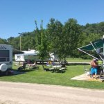 Highway 250 Campground - Lanesboro, MN - RV Parks